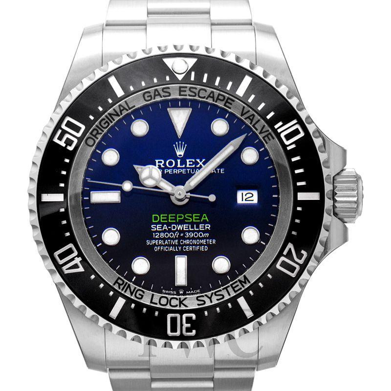 126660-0002 Rolex Sea Dweller