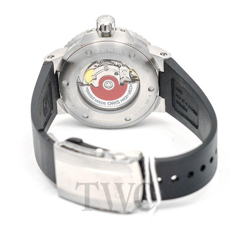 ea8d38dad New Aquis Date Automatic Black Dial Men's Watch 01 733 7730 4124-07 ...