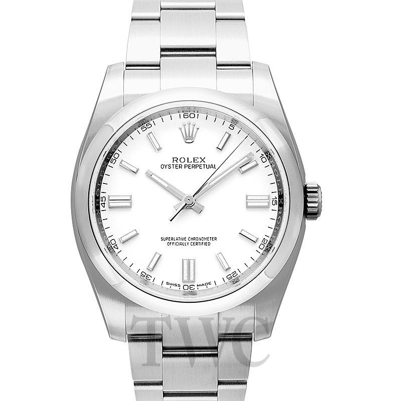 Oyster Perpetual 36 White