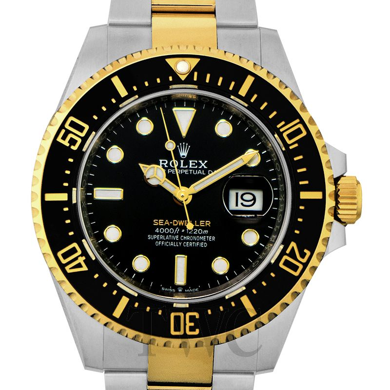 Rolex Sea-Dweller, Mechanical Watches, Unidirectional, Remarkable