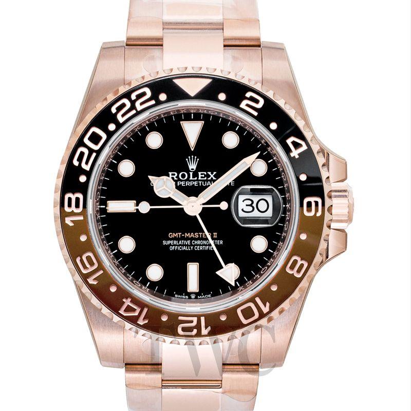 Rolex GMT Master II Everose 126715chnr-0001