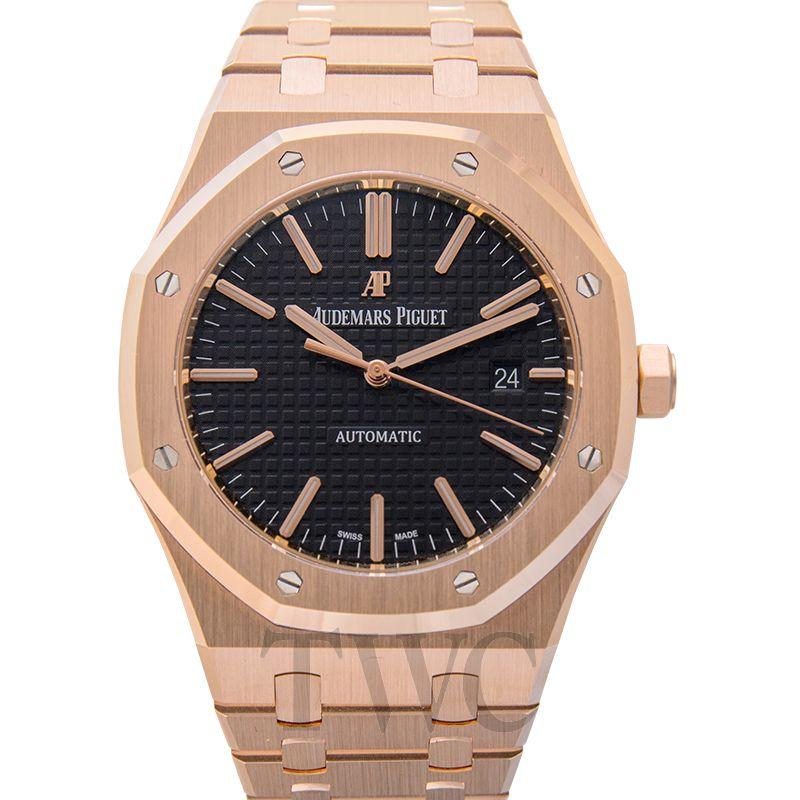 Audemars-Piguet-Royal-Oak-Pink-Gold-Self-Winding-watches-for-men