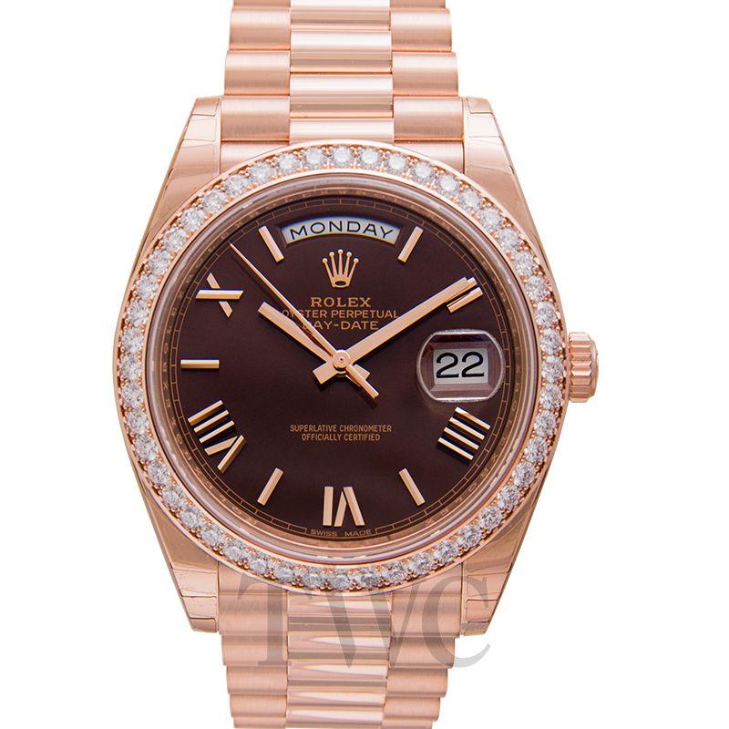 Rolex Day Date 40 228345RBR-0009