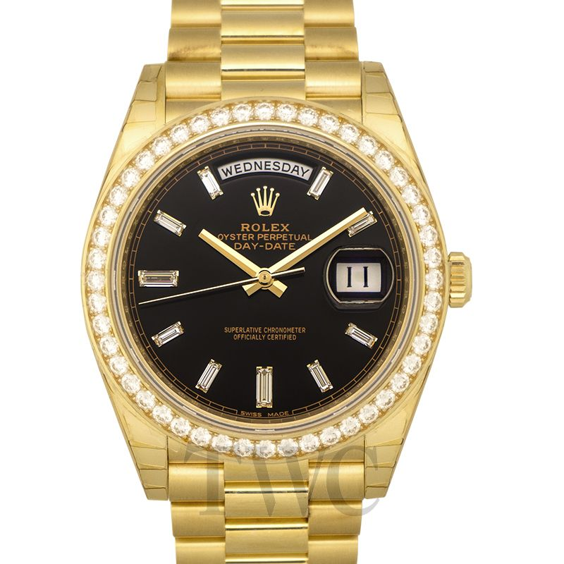Gold Rolex Watches