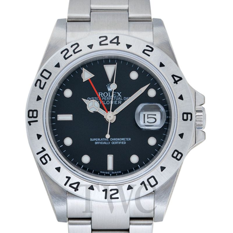 7c554478901 Rolex Explorer II Black Dial : Will You Prefer 16570 Or 216570 ...