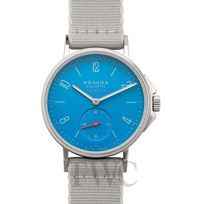 Nomos Ahoi Date Siren Blue, Nomos Watch, Minimalistic, Classic, Comfortable