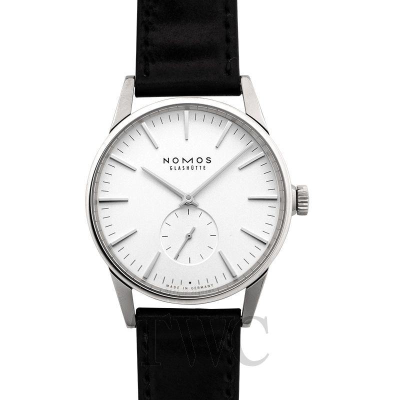 Nomos Zurich World Time, Nomos Watch, Reliable, Functional, White, Convenient