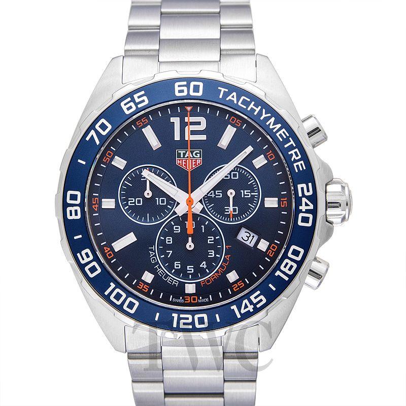TAG Heuer Formula 1 Chronograph Blue Steel