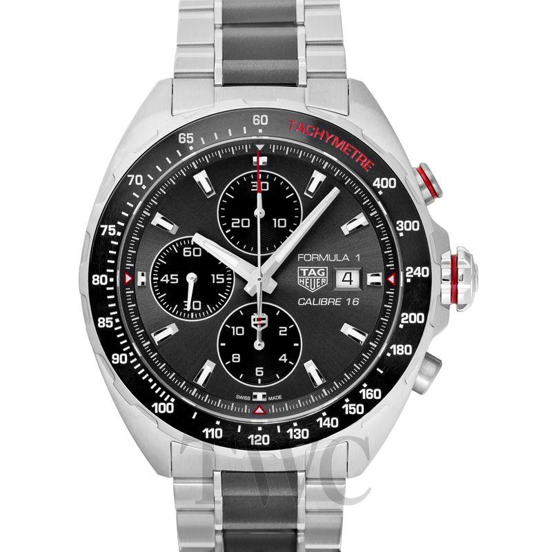 Tag Heuer Caliber 16 Formula 1 Racing Watch, Racing Watches, Chronograph, Tachymetre