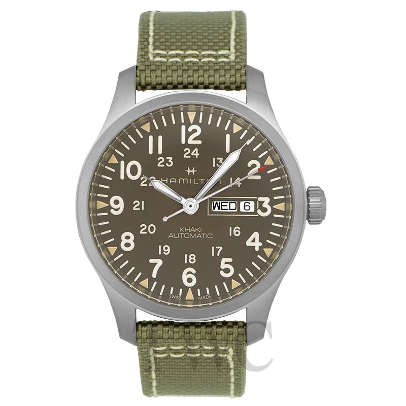 Hamilton watches, Military Watch, Hamilton Khaki Field
