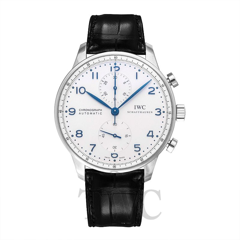 IWC-Portugieser-Chronograph-dress-watches