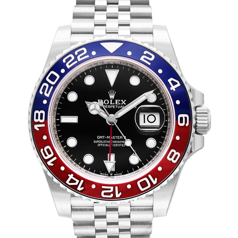 Review Of Rolex GMT Master II