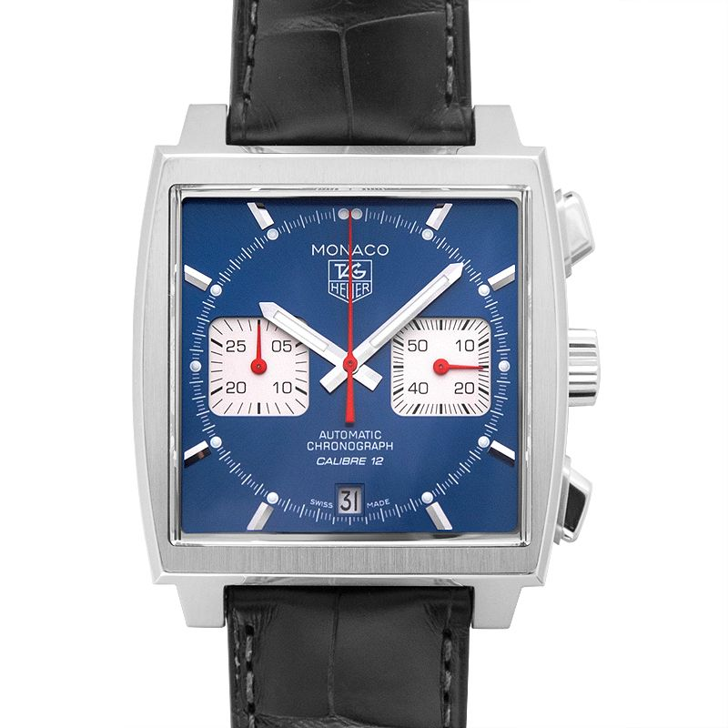 TAG Heuer Monaco, Cool Square and Rectangular Watches