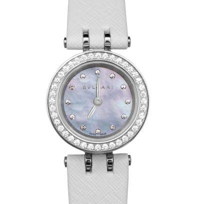 3b01cca9cb27c Bvlgari BVLGARI B.zero1 Blue Mother Of Pearl Dial Quartz Ladies Watch/23mm