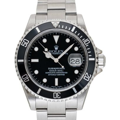 540a7963839 Pre-Owned Rolex Submariner Watches - The Watch Company