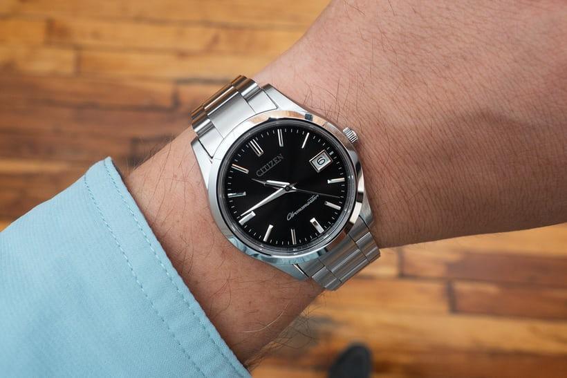 Citizen Chronomaster: Your High Accuracy Quartz Watch
