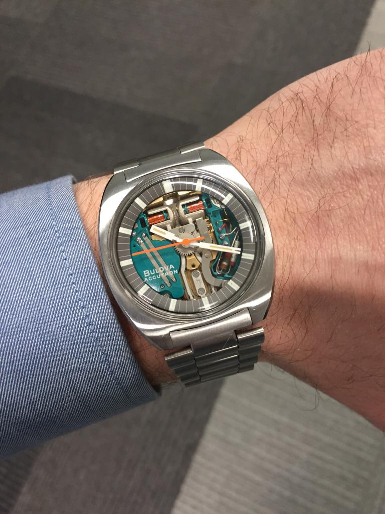 Bulova Accutron: More Than Just a Timepiece