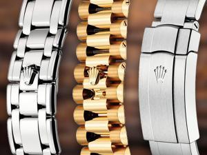 A Comprehensive Guide to Every Rolex Bracelet Ever Made