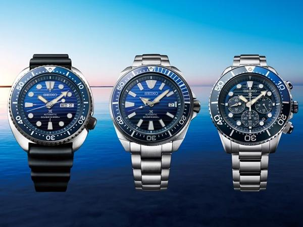 Seiko Save the Ocean Watches: Saving Our Seas One Watch at a Time