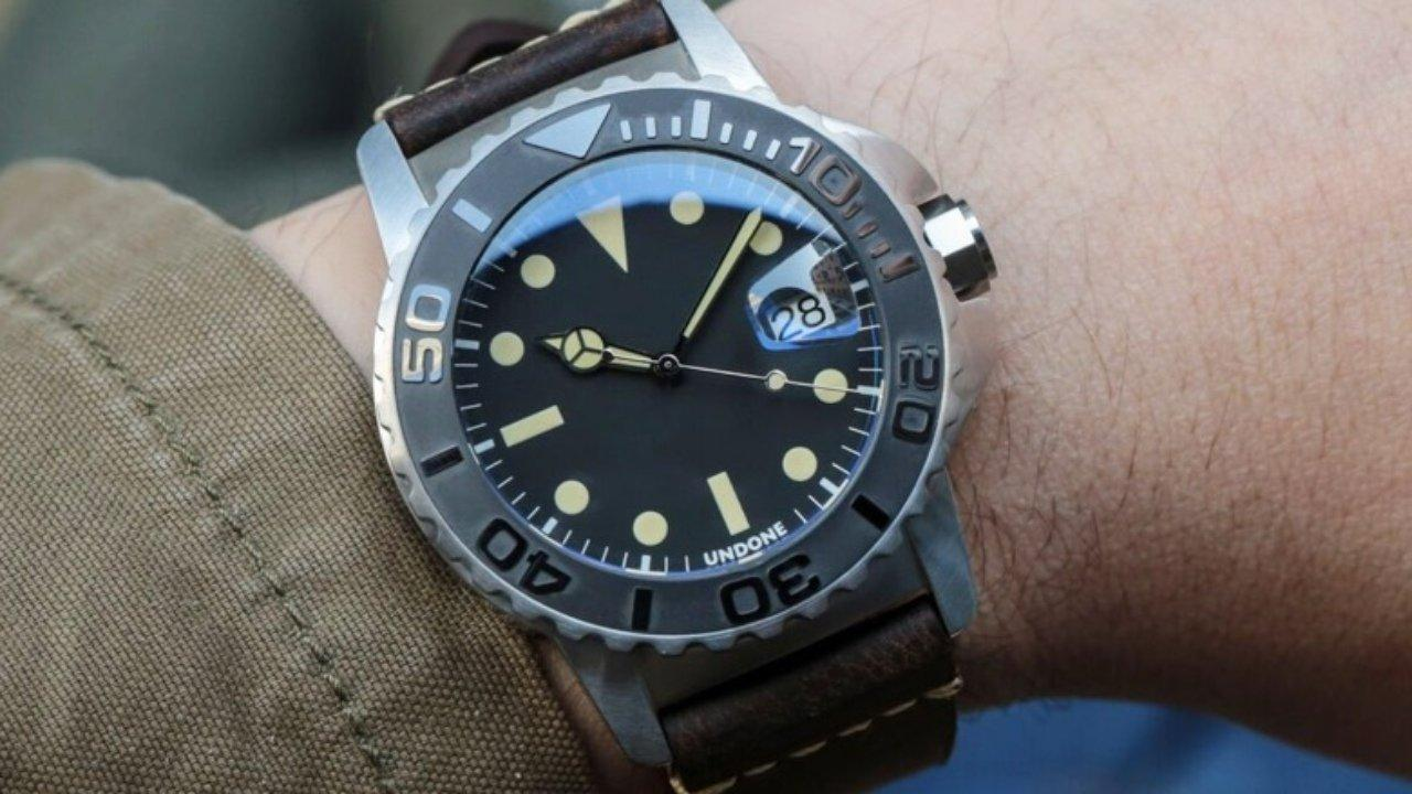 8 Best Customisable Undone Watches - The Watch Company