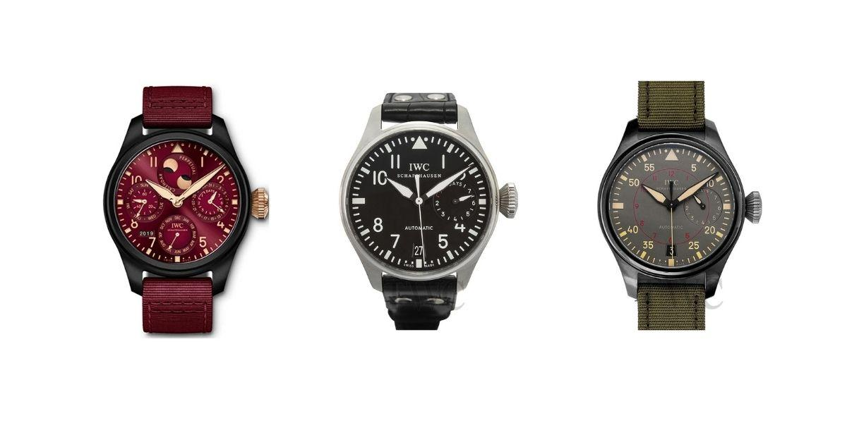 7 Best IWC Big Pilot Watches For the Aviation Enthusiasts