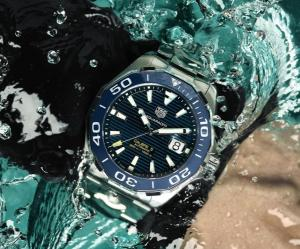 TAG Heuer Aquaracer: A Guide to One of the Most Reliable Divers
