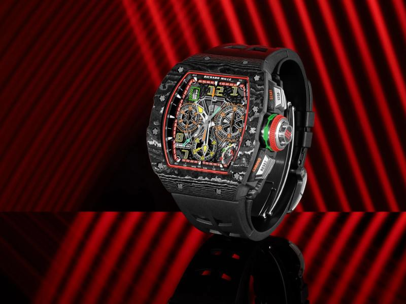 Richard Mille Watch Prices: On The Value of a Luxury Watch