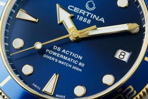 Certina DS Action Diver: Where Classic and Modern Meet