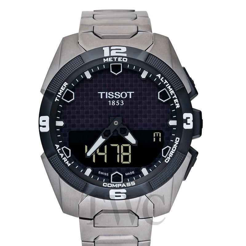 The Tissot T-Touch Expert Solar – Tissot's Solar Powerhouse