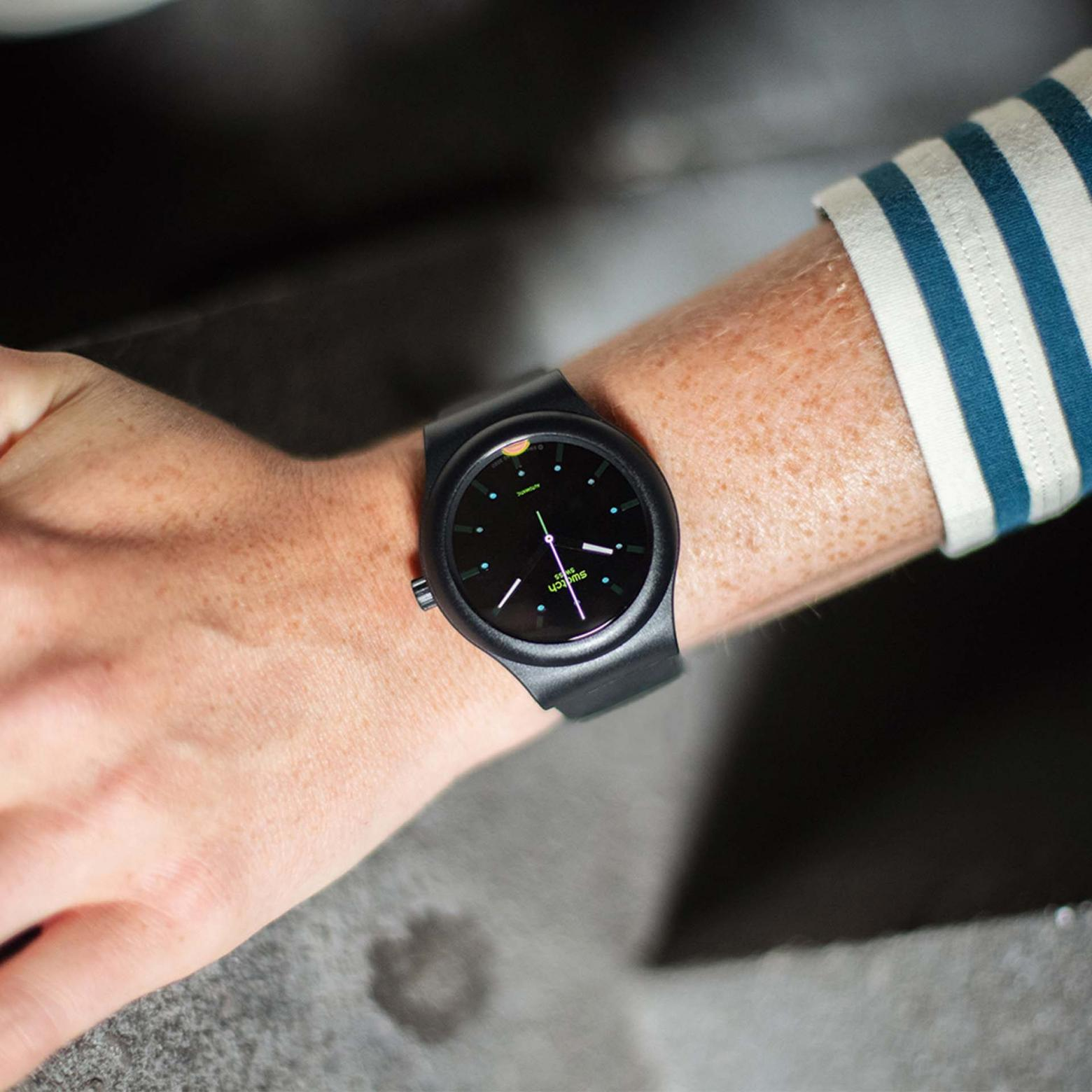 Swatch Sistem51: A Closer Look at the Affordable Automatic Swiss Watch