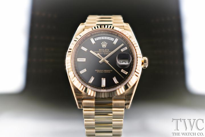 9 Gold Watches For Your Collection