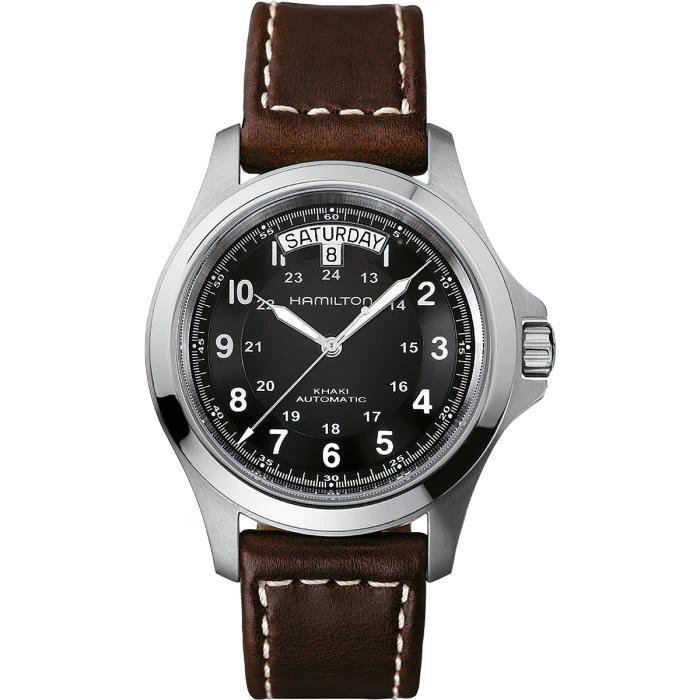 Hamilton Khaki King Auto: The King of Entry-Level Swiss watches