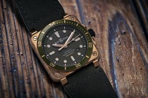Bell and Ross: History and Watches