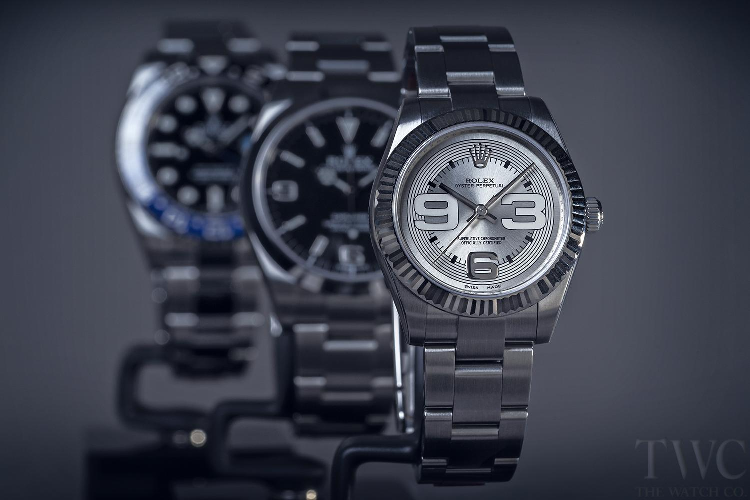 Breaking Down: The Best and Cheapest of Rolex Watches