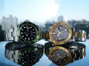 What Are The Different Types Of Crystals In Rolex Watches?