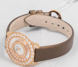 6 Enchanting Chopard Happy Diamonds Watches