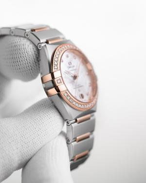 6 Gorgeous Omega Constellation Watches for Women