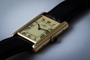 10 Elegant Cartier Tank Watches for Men