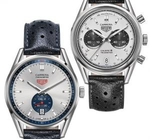 Carrera: TAG Heuer's Iconic Chronograph Watch