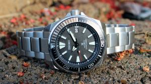 Seiko Samurai: A Review of Seiko's Powerful Dive Watch