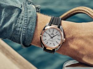 Up Close with the Versatile Omega Aqua Terra Watches