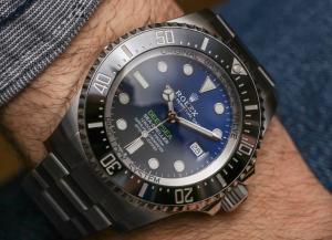 Rolex Deepsea Sea-Dweller D-Blue Watch: A Review