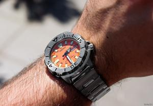 Seiko Monster: The Aggressive Tool Watch