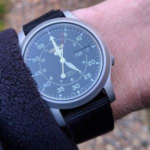Seiko SNK809: Your Best First Automatic Watch
