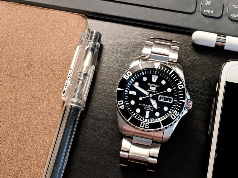Seiko Sea Urchin: A Review on One of Seiko's Best Automatic Divers