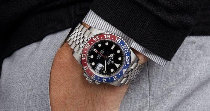 REVIEW: Rolex GMT-Master-II 126710BLRO