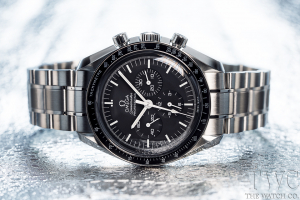 "The Omega Speedmaster In ""First Man"""