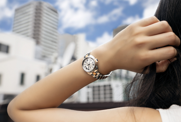 6 Luxury Watches for Women with Infinite Elegance