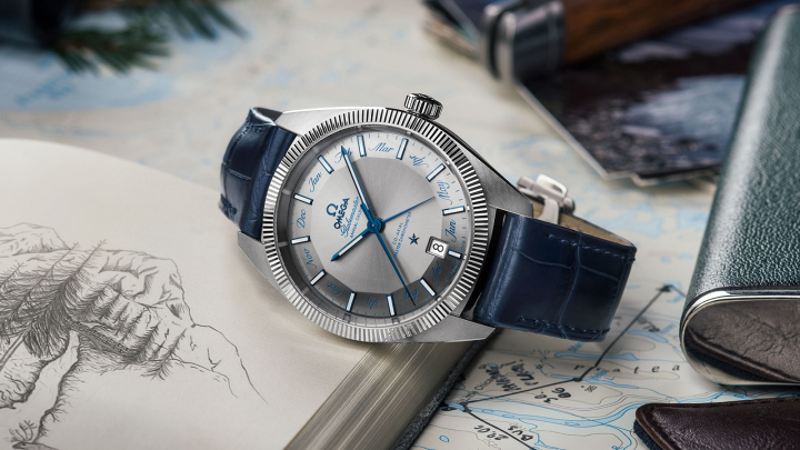 Introducing: The Omega Globemaster
