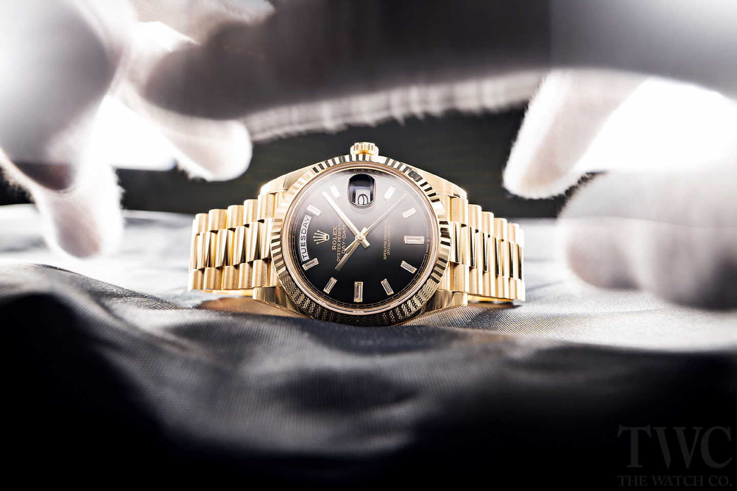 Experiencing the world of Gold Rolex Watches